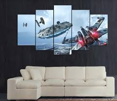 star wars wall art australia