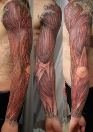 раскрыть свой внутренний мир самые крутые анатомические тату 21