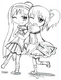 Best Friend Coloring Pages For Teenage Girls Colorings