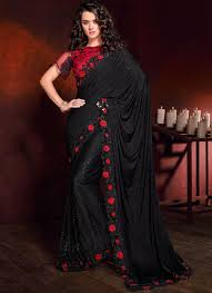 Designer Patches For Sarees Patch Border Classic Designer Saree