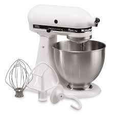 kitchenaid 4 5 qt mixer. kitchenaid classic 4.5-quart 10-speed white stand mixer kitchenaid 4 5 qt a