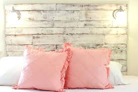 shiplap headboard headboard queen how to make an easy weekend distressed headboard from salvaged wood pallets shiplap headboard