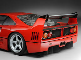 Performance and luxury are not mutually exclusive in these italian sports cars, meaning the full racing flavor has been injected into the design of every car bearing enzo's name. 1993 Ferrari F40 Lm Lhd Ferrari F40 Ferrari Ferrari For Sale