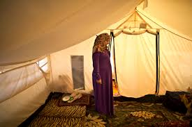 photo essay tents of pregnant fear nwi in