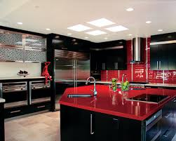 african red granite kitchen and bathroom countertop color