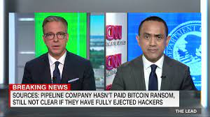 Sources: Hackers demand millions in ransom from pipeline company - CNN Video