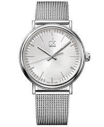 17 best images about calvin klein watches jewelry ck calvin klein watch men s swiss surround stainless steel mesh bracelet 43mm k3w21126