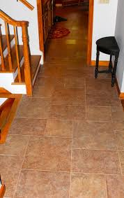 Best Floor Tile For Kitchen Pictures Of Tiled Kitchen Floors With Cabinetry Also Island And