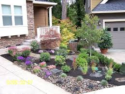Front Door Garden Design Fascinating Small Front Yard Landscaping Ideas No Grass Garden Design Garden