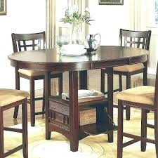 round kitchen table for 8 round high top dining table farmhouse high top table rustic farmhouse