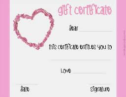 38 lovely auto detail gift certificate template worddocx