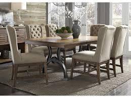 liberty furniture dining table. Liberty Furniture Arlington7 Piece Trestle Table Set Dining L