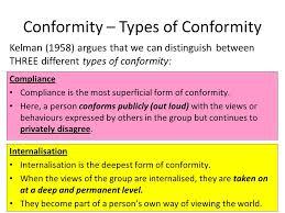 social psychology conformity essay