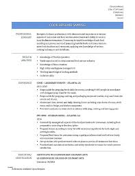 Sample Culinary Cover Letter Culinary Resume Samples Culinary Resume ...