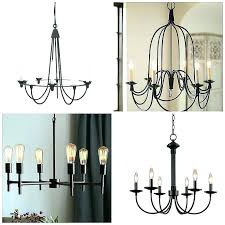 diy hanging candle chandelier hanging candle chandelier