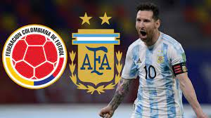 Colombia vs Argentina, World Cup ...