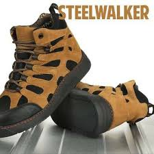 Cougar Paws Steel Walker Magnetic Roofing Boots With Covers