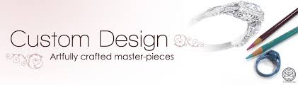 custom jewelry design artfully crafted masterpieces