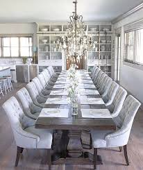 long dining table with room tables best 25 ideas on plans 8