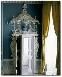 Regency Interior Design Painting Simple Decoration