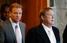 Image result for Owners vote 31-1 to OK Raiders move; Dolphins vote against