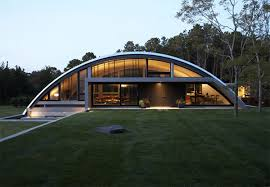 underground homes. Fine Underground Arch House East Hampton Intended Underground Homes U