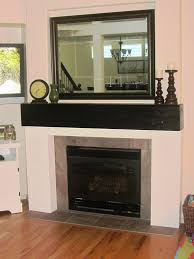 Diy Fireplace Mantel How To Diy Fireplace Mantel Home Fireplaces Firepits