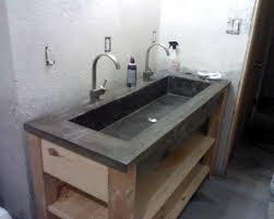 Making Cement Forms How To Make A Concrete Sink For Bathroom Bathroom Sinks Decoration