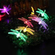 Dragonfly Garden Lights 100 Dragonfly Solar Garden Lights Ymrgroup Solar
