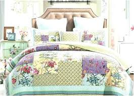 blue toile bedding and curtains french canada thomasville black white country yellow elegant home improvement likable