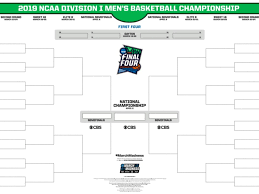 Bracket For Ncaa Basketball Tournament March Madness 2019 Dates And Schedule Ncaa Com