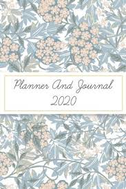 2020 2020 Weekly Planner Planner And Journal 2020 2020 Weekly Planner Notebook With