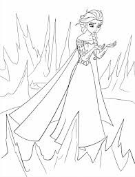 Small Picture Frozen Sheet Free Printable Disneyus Coloring Pictures Of Elsa And