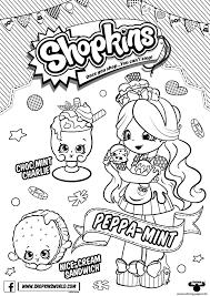 Print Shopkins Season 6 Chef Club Coloring Pages Bv Shopkins