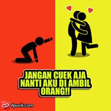 Meme Lucu Cinta Tak Terbalas