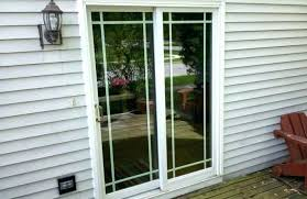 replacing sliding door with french doors replace sliding glass door with french door medium size of