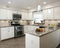 countertops for white cabinets white kitchen cabinets with quartz fantasy brown granite white cabinets