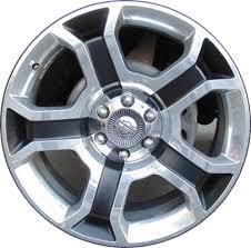Harley Wheel Interchange Chart Ford F 150 Wheels Rims Wheel Rim Stock Oem Replacement