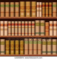 clipart seamless library shelves with old books fotosearch search clip art ilration