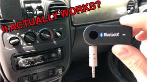 "$8 Bluetooth? Cheap Aux Port <b>BLUETOOTH ADAPTER</b> ""Review ..."