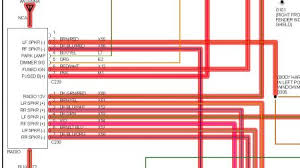 dodge ram stereo wiring diagrams electrical problem  see below
