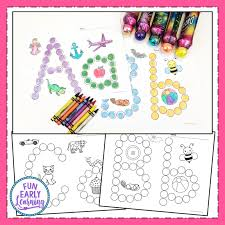 A to z joined connected cursive letters with 26 alphabets in printable letters and numbers org. Dot And Color Letters Sounds Free Printable For Preschool