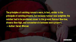 Catching Dreams Quotes Best of Top 24 Quotes Sayings About Catching Dreams