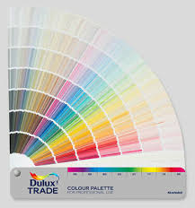 Dulux Trade Colour Swatch Booklet Brand New Rrp 80 Palette