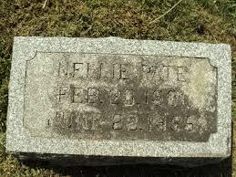 Nellie Ursula Pate VerSchneider (1901-1955) - Find A Grave Memorial