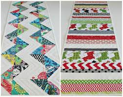 Top 10 Quilted Table Runner Patterns for Spring & Reversible Table Runner Adamdwight.com