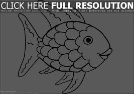 Cute Fish Coloring Page Free Printable Coloring Pages For Kids 8595