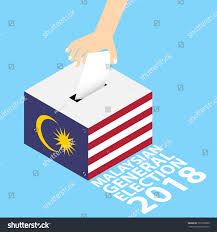 Image result for malaysian general election ballot paper