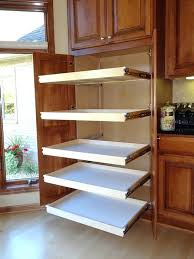 kitchen cabinet organizers pull out slide out pantry shelves cabinet organizers pull out pull out shelves