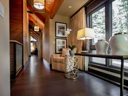 flooring in a dark light hallway design decorating storage second floor pictures from dream home hall decorating ideas with wooden floor ideas nail